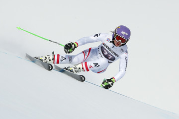 Anna Fenninger Audi FIS Alpine Ski World Cup - Women's Super G