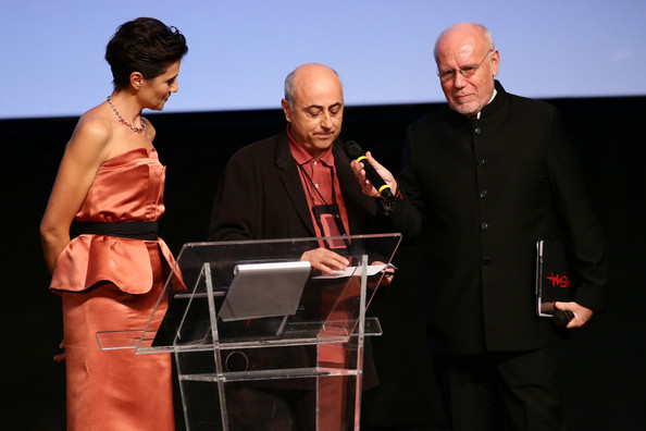 Official Award Ceremony - The 8th Rome Film Festival