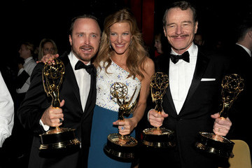 Anna Gunn Emmy Awards Governors Ball