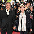Anna Karina 'Everybody Knows (Todos Lo Saben)' & Opening Gala Red Carpet Arrivals - The 71st Annual Cannes Film Festival