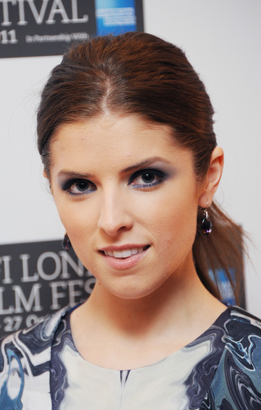 Anna Kendrick Anna Kendrick attends the premiere of 50/50 at the 55th BFI London Film Festival at Odeon Leicester Square on October 13, 2011 in London, England.