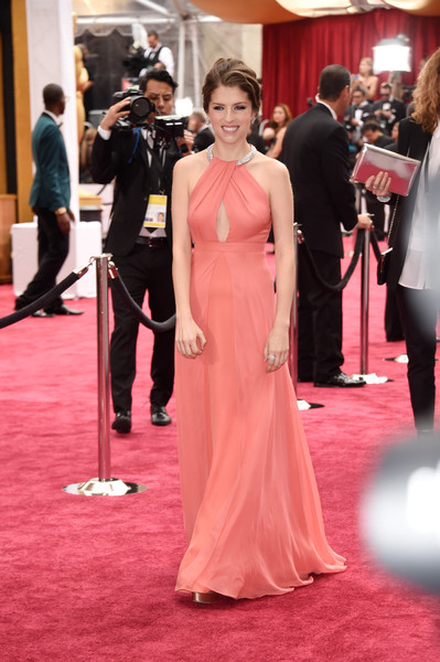 Anna Kendrick - Arrivals at the 87th Annual Academy Awards — Part 3