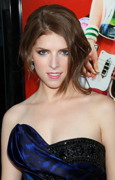 "Anna Kendrick Actress Anna Kendrick attends the premiere of Universal Pictures' ""Scott Pilgrim vs. the World"" at Grauman's Chinese Theatre on July 27, 2010 in Hollywood, California."
