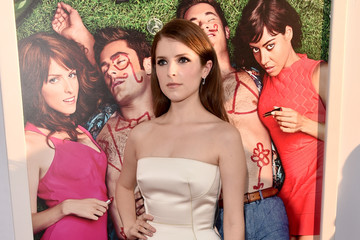Anna Kendrick Premiere of 20th Century Fox's 'Mike and Dave Need Wedding Dates' - Arrivals