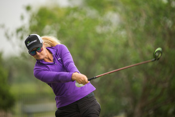Anna Nordqvist Volunteers Of America North Texas Shootout - Round Two