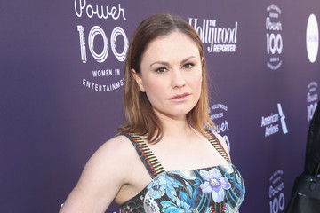 Anna Paquin The Hollywood Reporter's 2017 Women in Entertainment Breakfast - Red Carpet