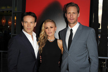 Anna Paquin Alexander Skarsgard 'True Blood' Season 6 Premiere — Part 4