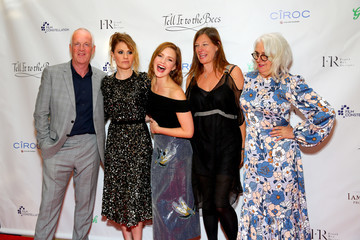 Anna Paquin Holliday Grainger Film Constellation Presents The World Premiere of 'Tell It To The Bees'