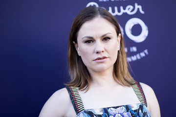 Anna Paquin The Hollywood Reporter's 2017 Women un Entertainment Breakfast - Arrivals