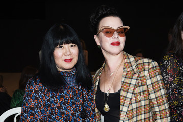 Anna Sui Marc Jacobs Spring 2020 Runway Show - Front Row