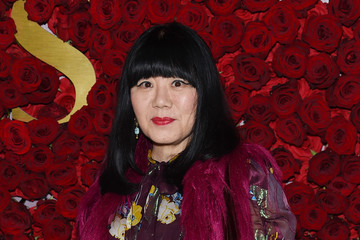 Anna Sui 2017 WWD Honors