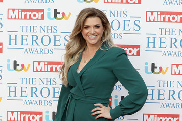 Anna Williamson 'NHS Heroes Awards' - Red Carpet Arrivals