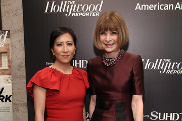 Anna Wintour The Hollywoood Reporter Celebrates The 35 Most Powerful People In Media