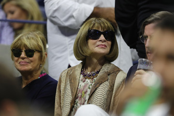 Anna Wintour 2017 US Open Tennis Championships - Day 12