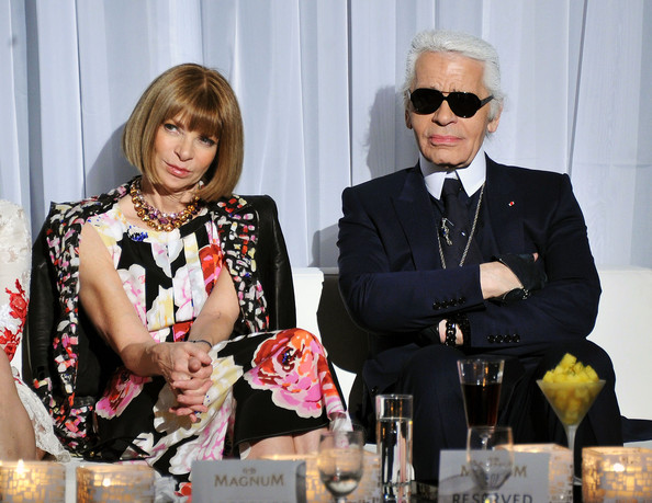 Anna+Wintour+Karl+Lagerfeld+Karl+Lagerfe