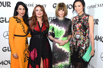Anna Wintour Samantha Barry 2018 Glamour Women Of The Year Awards: Women Rise - Arrivals