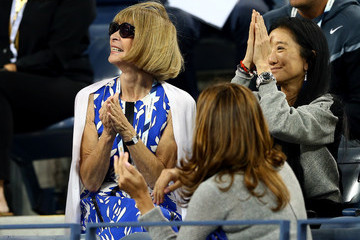 Anna Wintour US Open: Day 5