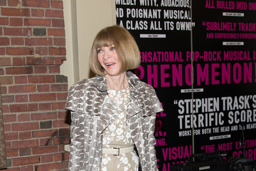 Anna Wintour 'Hedwig and the Angry Inch' Opening Night