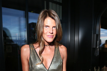 Anna dello Russo Dsquared2 Aftershow Sunset Cocktail