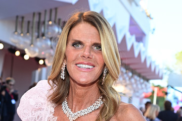 """Anna dello Russo """"Madres Paralelas"""" Red Carpet And Opening Ceremony - The 78th Venice International Film Festival"""