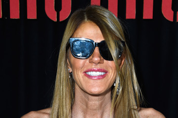 Anna dello Russo Arrivals at Miu Miu