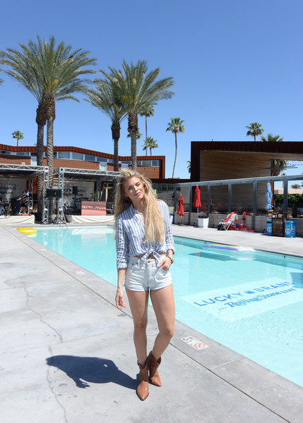 Lucky Brand And Rolling Stone Live Present Desert Jam
