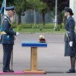 Annabelle Smith The Prince Of Wales Attends A Graduation Ceremony At RAF College Cranwell