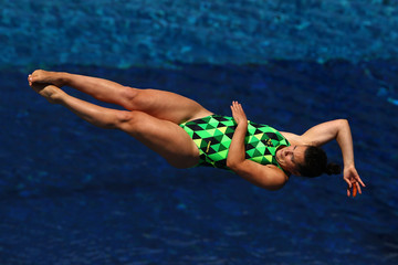Annabelle Smith FINA World Championships: Diving