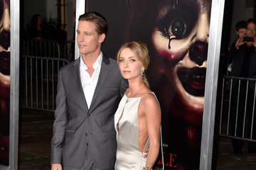 Annabelle Wallis 'Annabelle' Screening in Hollywood — Part 2