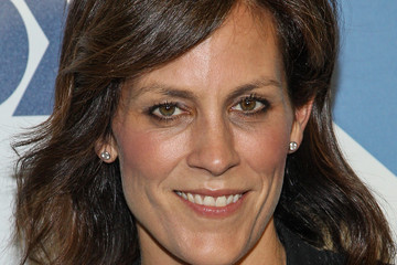 Annabeth Gish Fox All-Star Party - Arrivals