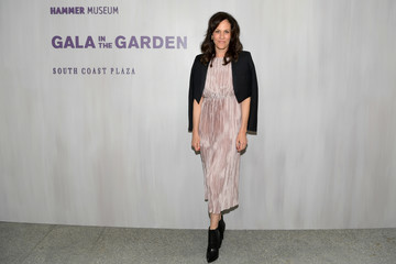 Annabeth Gish Hammer Museum 16th Annual Gala In The Garden With Generous Support From South Coast Plaza