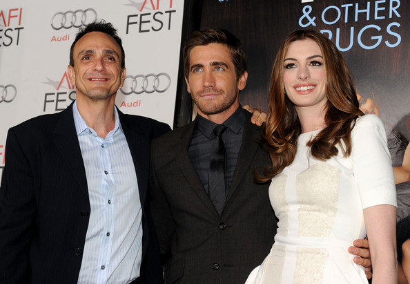 Jake gyllenhaal and anne hathaway dating 2012