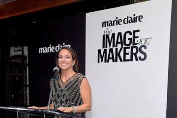 Anne Fulenwider Marie Claire's Image Maker Awards 2017 - Inside