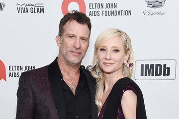 Anne Heche 28th Annual Elton John AIDS Foundation Academy Awards Viewing Party Sponsored By IMDb, Neuro Drinks And Walmart - Red Carpet