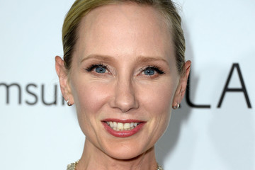Anne Heche Arrivals at The Hollywood Reporter's Emmy Party