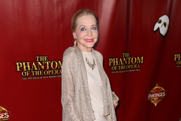 Anne Jeffreys Red Carpet Opening Night of 'The Phantom of the Opera' at Hollywood Pantages Theatre