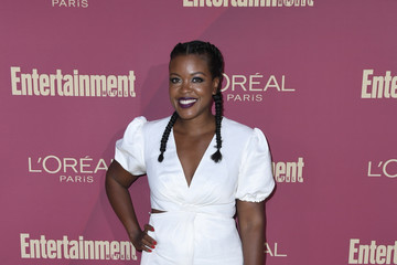 Anne Marie Nelson-Bogle 2019 Entertainment Weekly Pre-Emmy Party - Arrivals