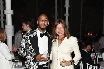 Anne Pasternak The 2016 Brooklyn Museum Artists Ball, Honoring Stephanie and Tim Ingrassia