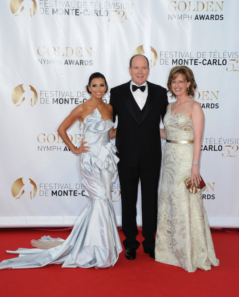 52nd Monte Carlo TV Festival Closing Ceremony - Golden Nymph Award