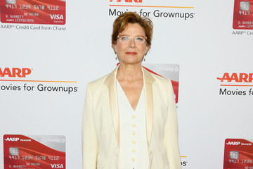 Annette Bening AARP's 17th Annual Movies For Grownups Awards - Arrivals