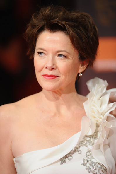 Annette Bening Annette Bening arrives for the Orange British Academy Film Awards at The Royal Opera House on February 13, 2011 in London, England.