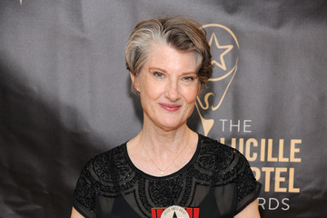 Annette O'Toole 31st Annual Lucille Lortel Awards - Press Room
