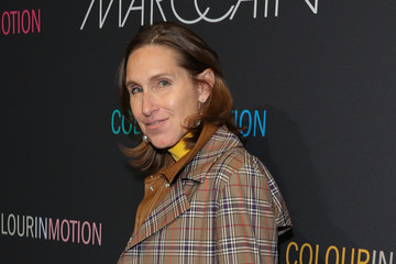 Annette Weber Celebrities At Marc Cain Fashion Show - Berlin Fashion Week Spring/Summer 2020