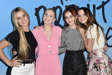 """Annie LeBlanc Addison Easterling Special Screening Of Netflix's """"All The Bright Places"""""""