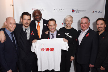 Annie Lennox The Elizabeth Taylor AIDS Foundation and STOPAIDS Announce Push to Fast-Track End Of AIDS Epidemic in Malawi