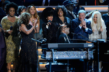 Annie Lennox Stevie Wonder: Songs In The Key Of Life - An All-Star GRAMMY Salute - Show