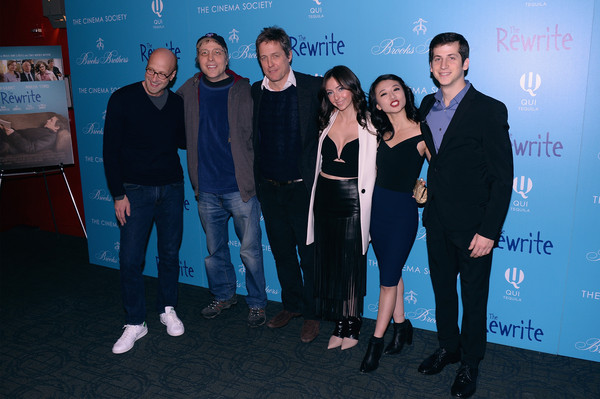 'Rewrite' Screening - Arrivals
