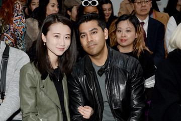 Annie Q Fashion Hong Kong - Front Row - February 2018 - New York Fashion Week: The Shows