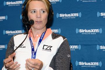 Annika Sorenstam SiriusXM Broadcasts From the PGA Merchandise Show in Orlando Florida - Day 1