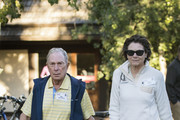 Michael Bloomberg and Diana Taylor Photos Photo